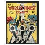 Worlds Finest Comics #7