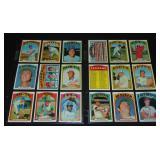 1972 Topps Baseball Card Set.