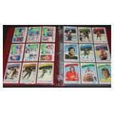 1976-77 Topps. Hockey Card Set.