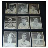 1940 Play Ball Baseball.