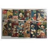 Short Comic Box, Dell Disney  & Funny Titles