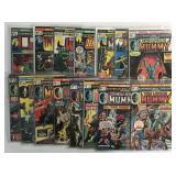 Long Box of Comics.