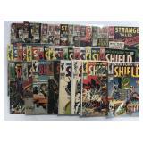 Comic Lot Storage Room Find.