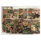 Fantastic Four Comic Run.