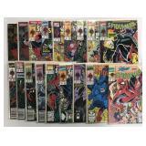 Marvel Comic Lot.
