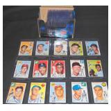 1954 Topps Baseball Card Lot.
