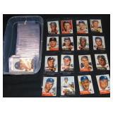 1953 Topps Baseball Card Lot.