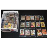 Spectacular Superstar Baseball Card Lot.