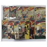 Superman Comic Lot.