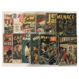 Lot of #1 comic Issues.