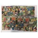 Hulk Comic Lot. Short Box