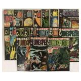 Tales of the Unexpected. Lot of Comics.