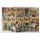 Tip Top Comics Lot.
