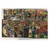 Mixed Lot of Comics.