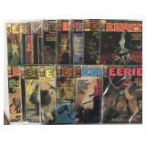 Eerie Magazine Lot.