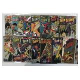 Teen Titans. Nice Run.