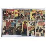 Western Comic Lot.