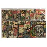 Tales To Astonish (25) Issues.