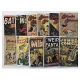 Golden Age Lot of 82 Comics