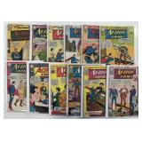 DC Silver Age Comic Lot. Action, Adventure, & More