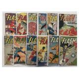 DC Silver Age Flash & Green Lantern