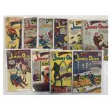 DC Silver Age Lot, Jimmy Olsen, JLA, & Lois Lane