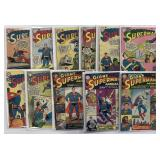DC Silver Age Lot. Superman and Worlds Finest