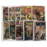 DC Silver Age Comic Lot. 2 Boxes