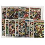 Marvel Bronze Age Comic Lot, 2 Long Boxes