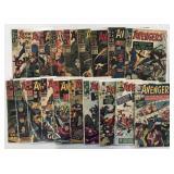Marvel Silver & Bronze Age Comic Lot