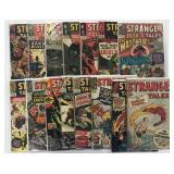 Strange Tales, Dr. Strange, Tales of Suspense, Etc