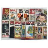 MAD Magazines Lot, 1960