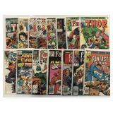 Long Box of Assorted Comics, DC, Marvel, Etc