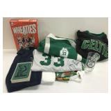 Boston Celtics Memorabilia
