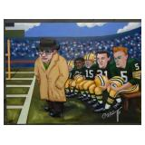 "Steve Sax  (born 1960) ""The Packers"""