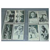 1936 National Chicle (16) Cards.