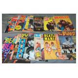 Beatle Magazine lot.