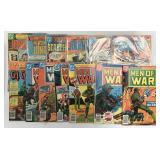 Box Lot of Comics, Assorted DC Titles