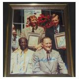 1974 Hall of Fame Signed Photo.