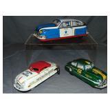 Marx & Lupor Tin Vehicles
