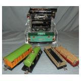 Clean Lionel 260E Steam Freight Set