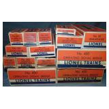 13Pc Boxed Lionel Accessories