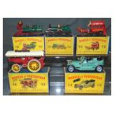 Matchbox Models of Yesteryear Boxed.