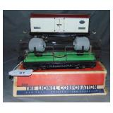 Scarce Lionel 2820 & 814R Freight Cars