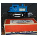 NMint Boxed Lionel 51 Navy Switcher