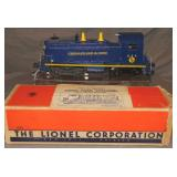 Clean Boxed Lionel 624 C&O NW-2 Diesel