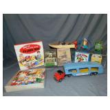 Assorted Toys Lot