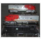 Lionel 623 & 2343 Diesels