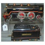 Scarce Lionel Ives 1770E Steam Locomotive