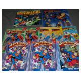 Superman Coloring & Activity Books, & Calendars